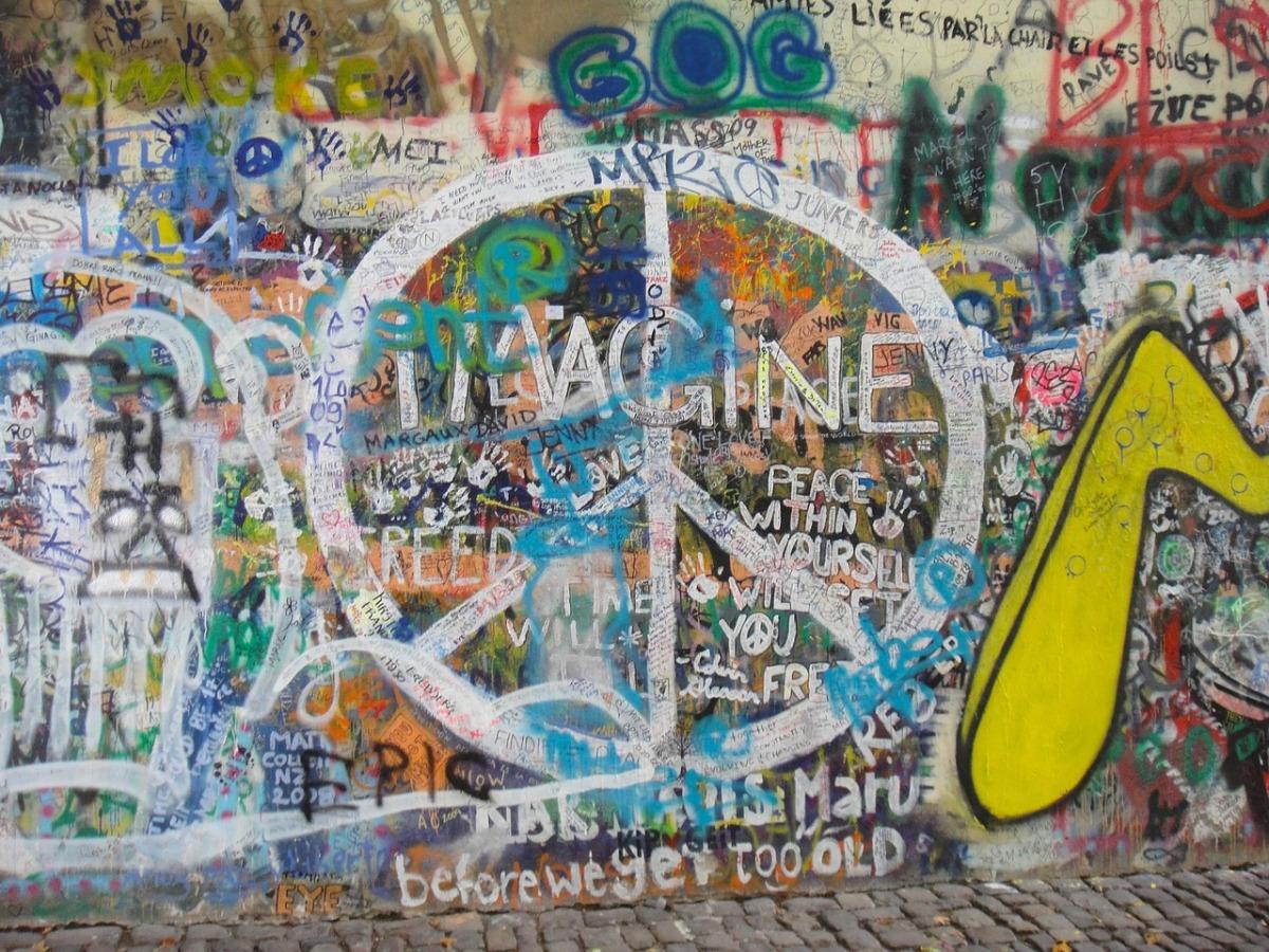 Es gibt keine gerechten Kriege. Und Frieden fällt nicht einfach vomHimmel.