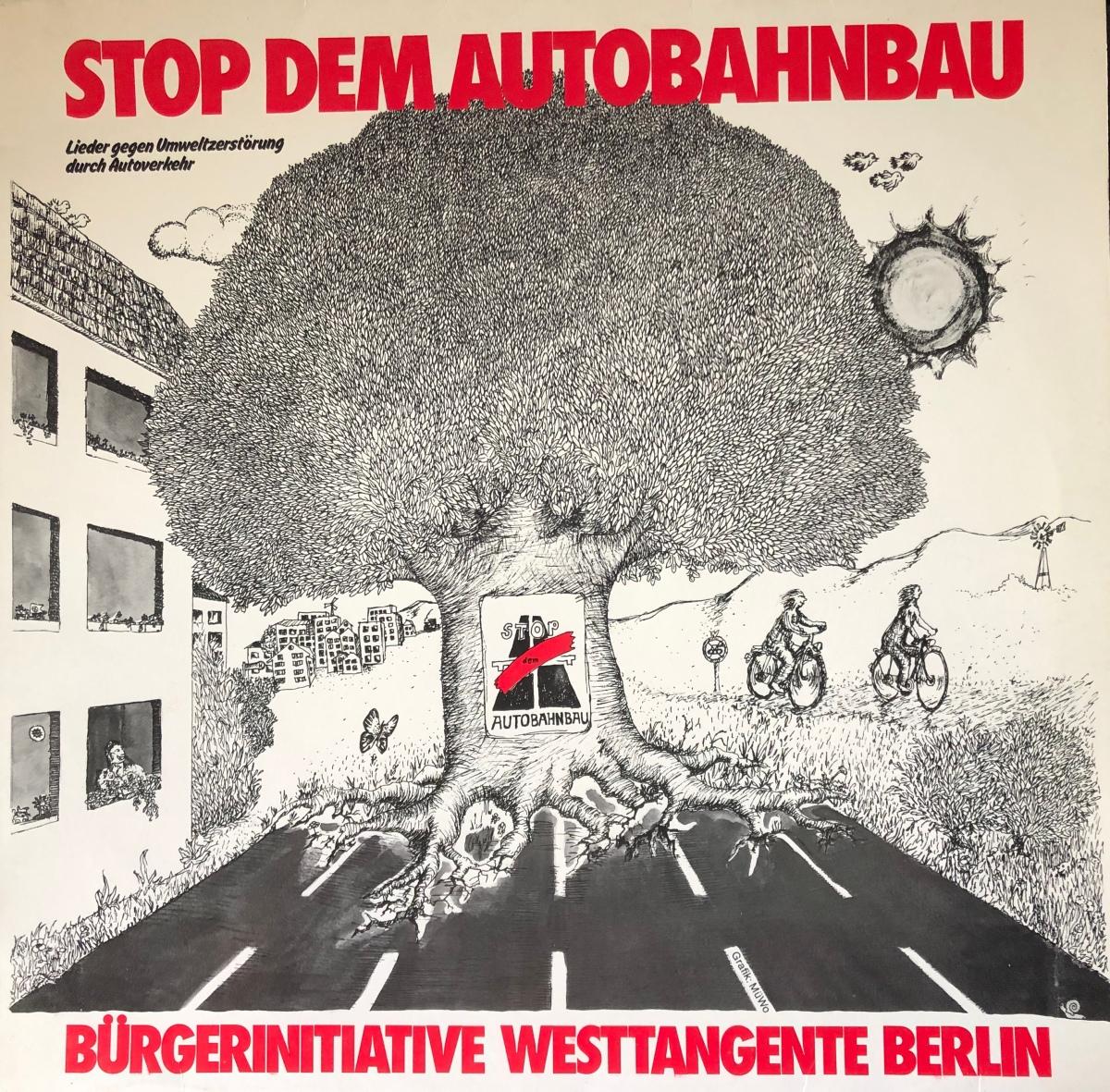 Musikfundstücke: Singende Autobahngegner